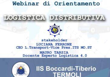 Logistica distributiva: all'ITS MO.ST se ne parla con aziende leader