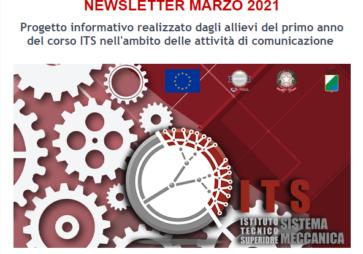 Newsletter 2021 – ITS Sistema Meccanica