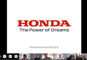 HONDA ITALIA: Building next generation dreamers