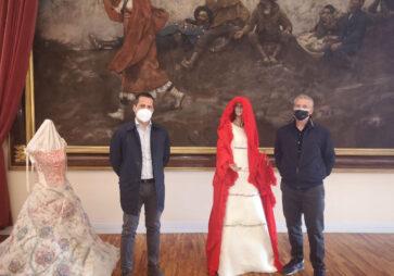Gianluca Vacca in visita all'ITS Moda Pescara