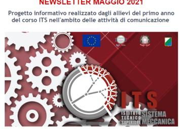 ITS Sistema Meccanica – Newsletter maggio 2021