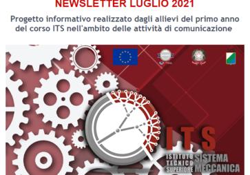 Newsletter luglio 2021